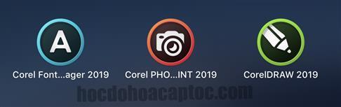 Download CorelDraw 2019 cho Macbook