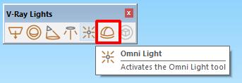 Thông số và cách dùng đèn trong vray dome
