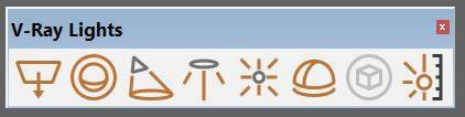Các thông số đèn trong vray 3.6 for sketchup