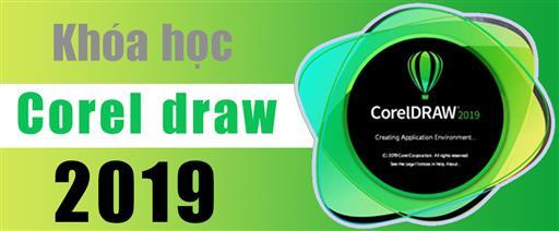 Khóa học coreldraw 2019