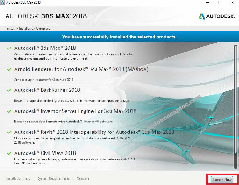 Download 3ds max 2018